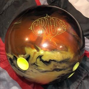 Cruxe storm bowling ball